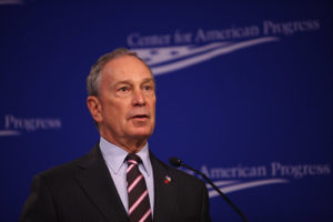 Michael Bloomberg for 2020