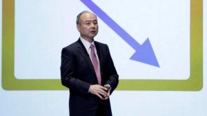 沈みゆく船SoftBank:ムーディーズによる2段階の格付け引き下げにより孫会長は持ち株の40%を銀行の抵当に入れる