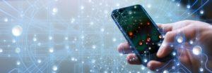 米国のベンチャー企業Unacastが携帯電話のGPSデータを使って「ソーシャル・ディスタンシング」を可視化