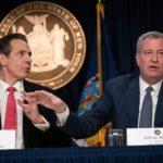 【全米暴動8日目】ニューヨーク市は96ストリート以南を車両通行禁止に|クオモNY州知事はデブラシオNY市長の権限に取って代わることができると発言
