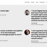 エドワード・スノーデンも使っている暗号化された通信アプリ「シグナル(Signal)」は、CIAのスピンオフ組織によって出資を受けて開発された