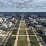 【写真】2017年と2021年の大統領就任式を比較