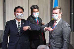 米大使が台湾を初訪問し「国」と発言——米大使による正式訪問は1979年以来初